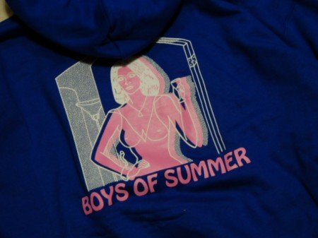 BOYS OF SUMMER × PARADISE