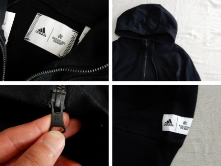 adidas ATHLETICS × REIGNING CHAMP